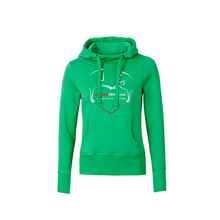 "Laden Sie das Bild in den Galerie-Viewer, Hoodie ""EMMA"" in mint-grün"