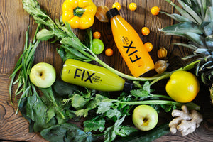fix cold pressed juice
