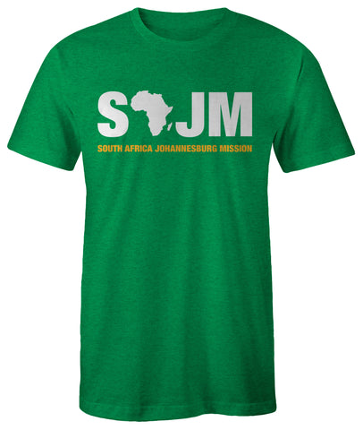 South Africa Johannesburg Mission T-Shirt