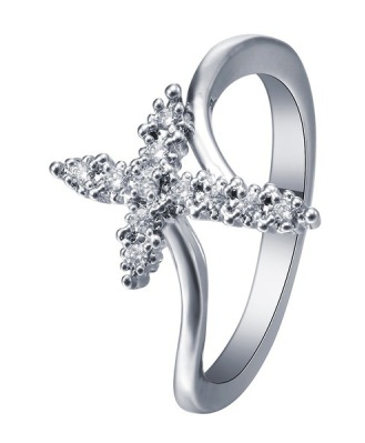 Collection: May The Cross Always Be With You Specially Crafted Ring