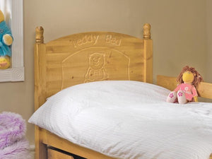 Teddy Bed Headboard