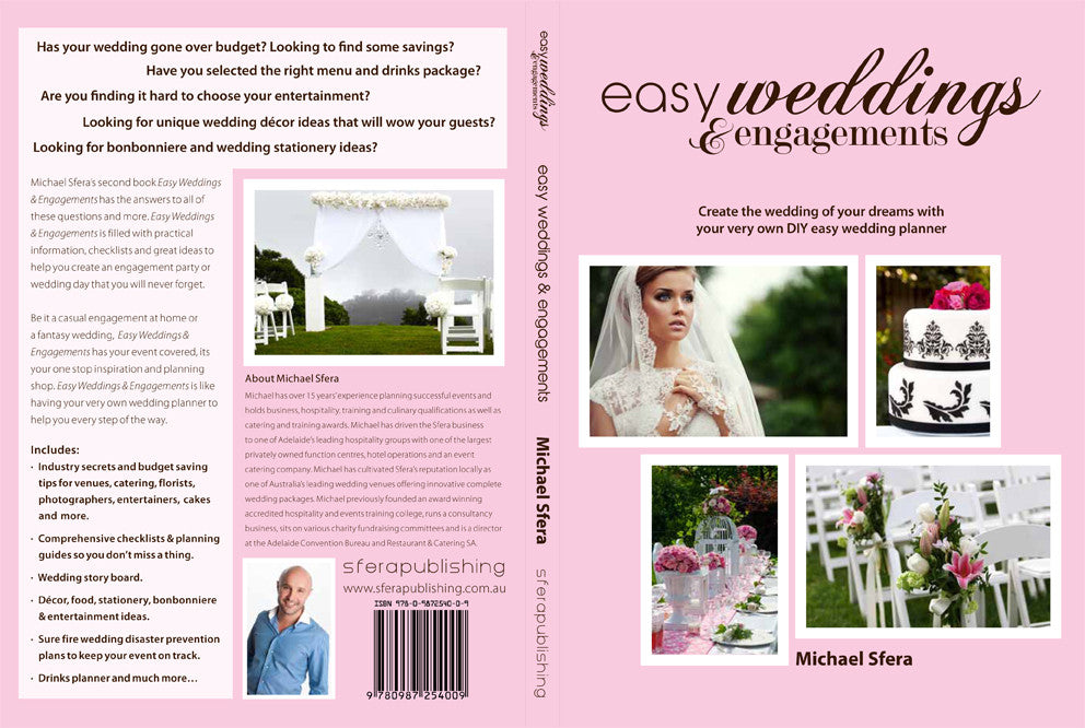 Easy Weddings & Engagements book by Michael Sfera