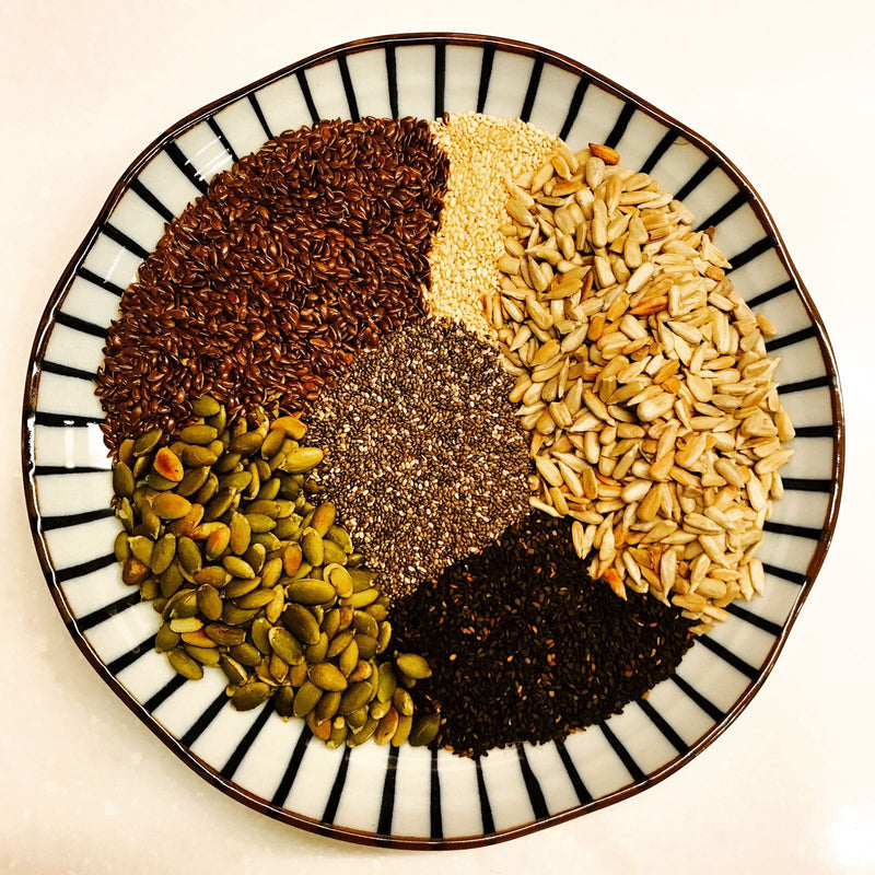 RECIPE: SIX SEED MIX