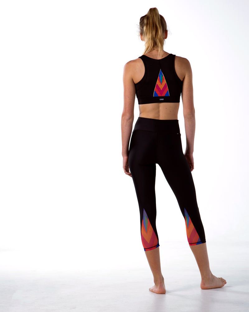 Natalie Capris Leggings