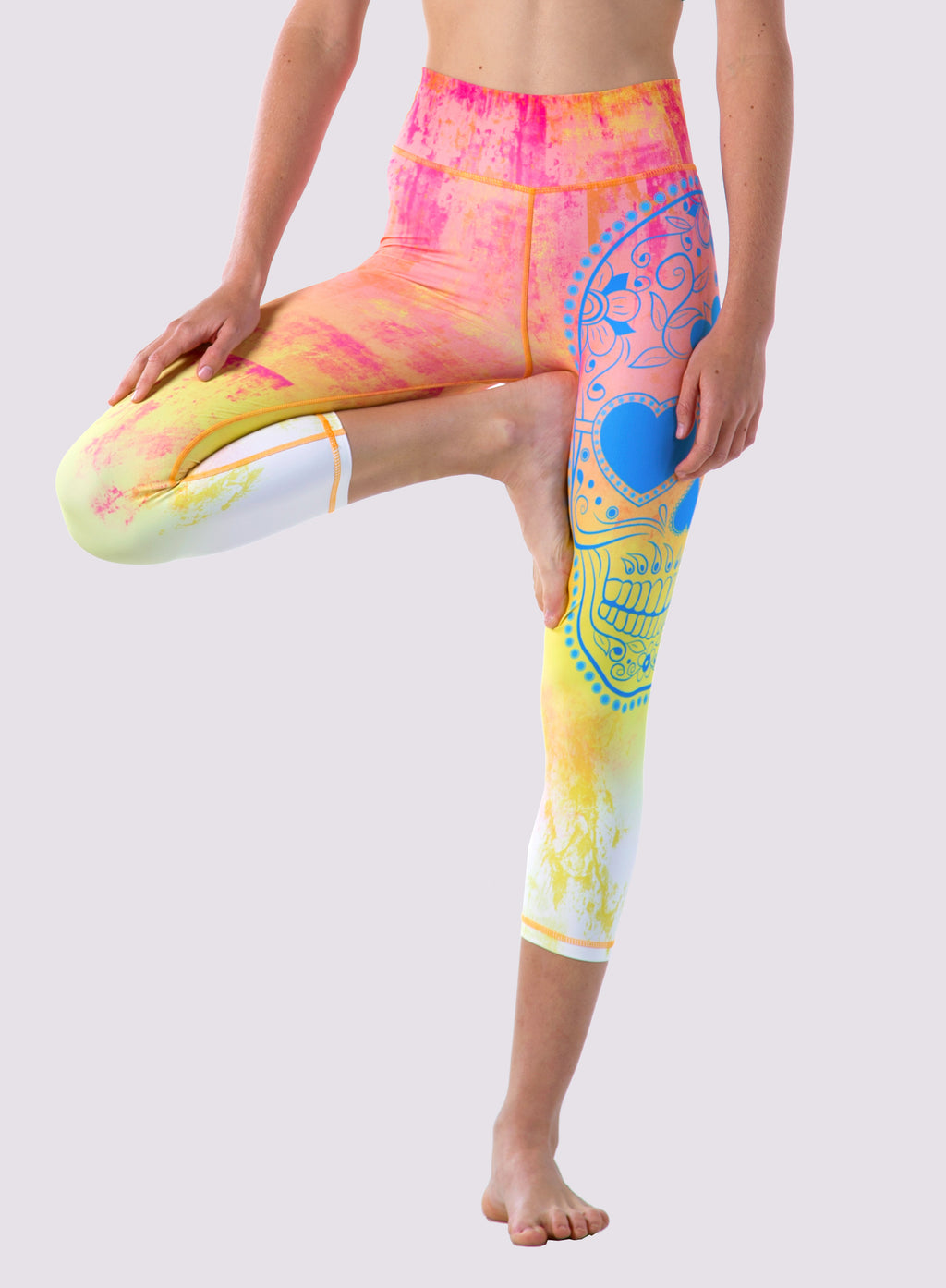 Bexy Capris Leggings - OHSOSOM | Yoga Clothing & Accessories