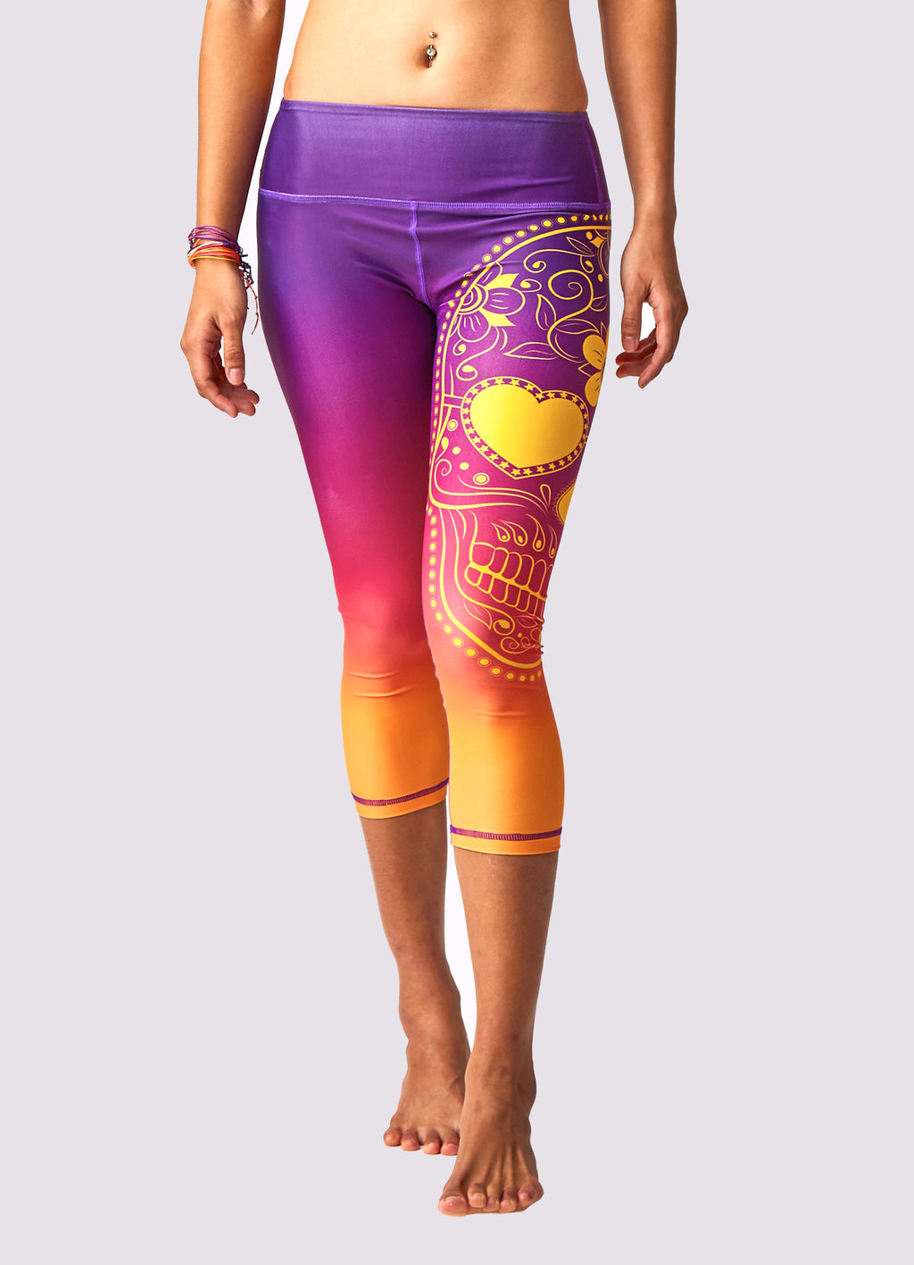 Carolina Capris Leggings