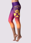 Carolina Capris Leggings - OHSOSOM | Yoga Clothing & Accessories