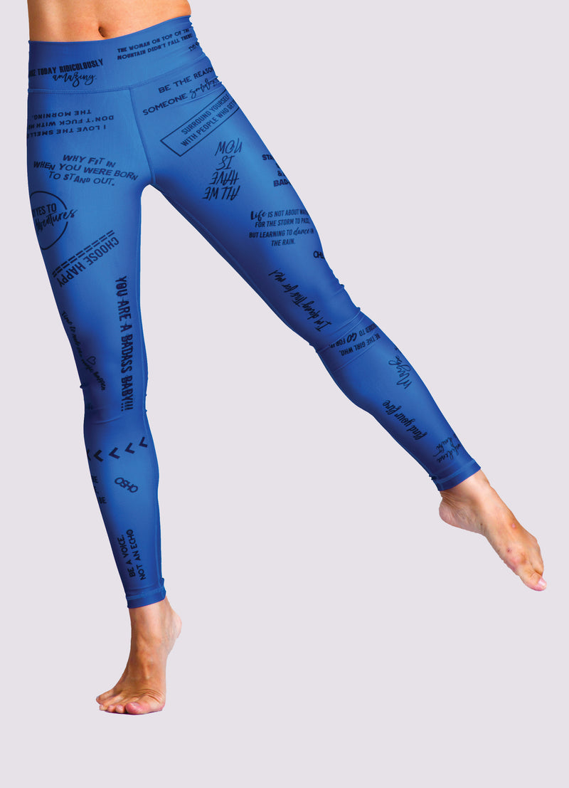 Denise Leggings - OHSOSOM | Yoga Clothing & Accessories