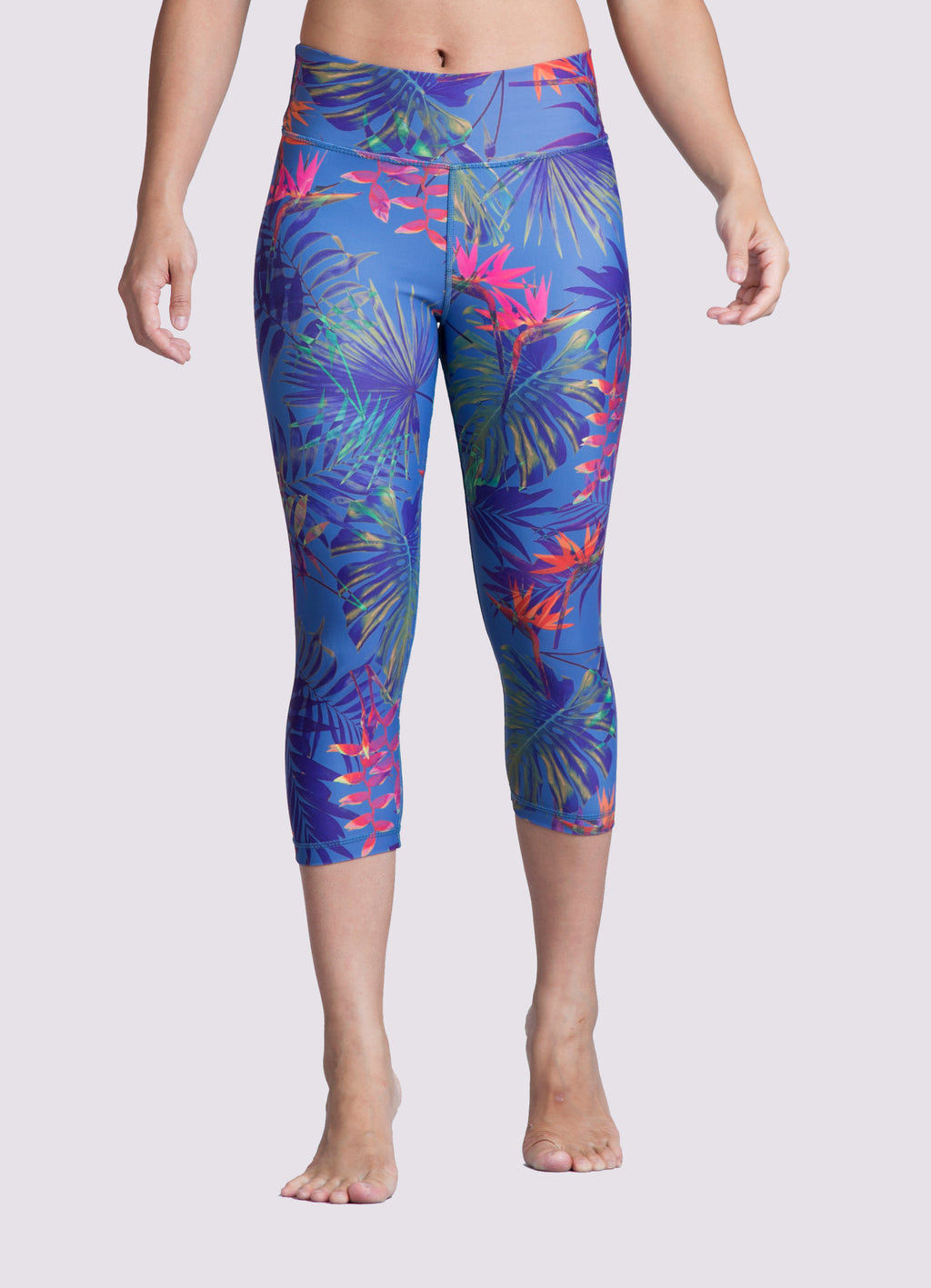 Indre Capris Leggings - OHSOSOM | Yoga Clothing & Accessories