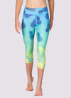 Jenny Capris Leggings - OHSOSOM | Yoga Clothing & Accessories