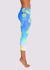 Jodie Capris Leggings - OHSOSOM | Yoga Clothing & Accessories