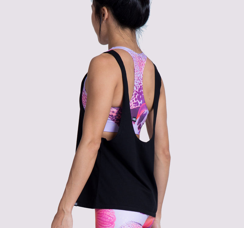 Kiss My Asana 2.0 Tank - OHSOSOM | Yoga Clothing & Accessories