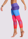 Marysia Capris Leggings - OHSOSOM | Yoga Clothing & Accessories