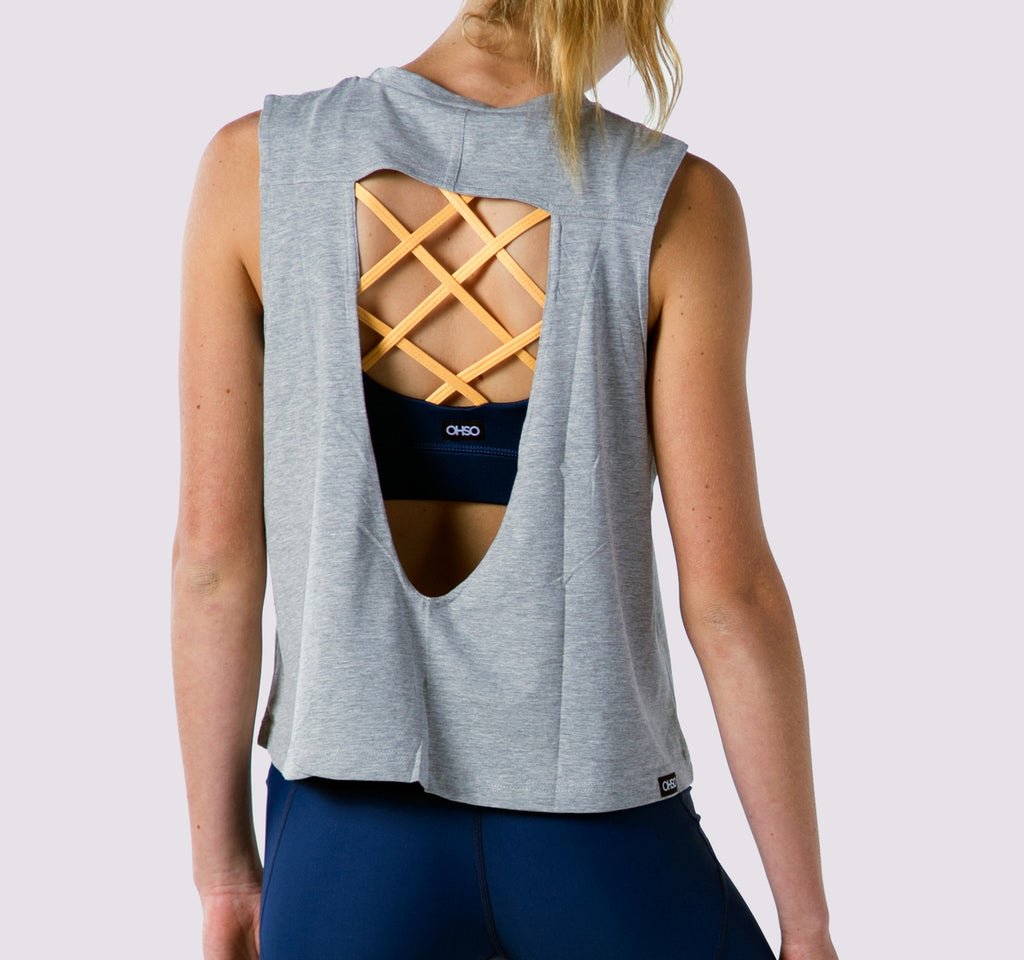 Muscle Mama Tank - OHSOSOM | Yoga Clothing & Accessories