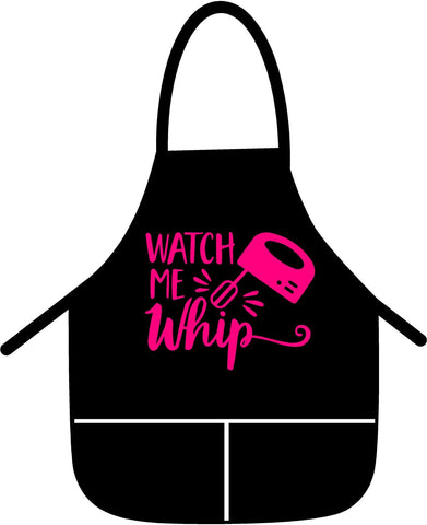 Apron Watch me Whip