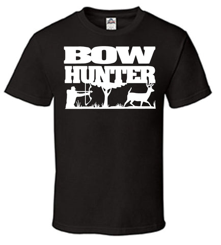 T-Shirt Bow Hunter