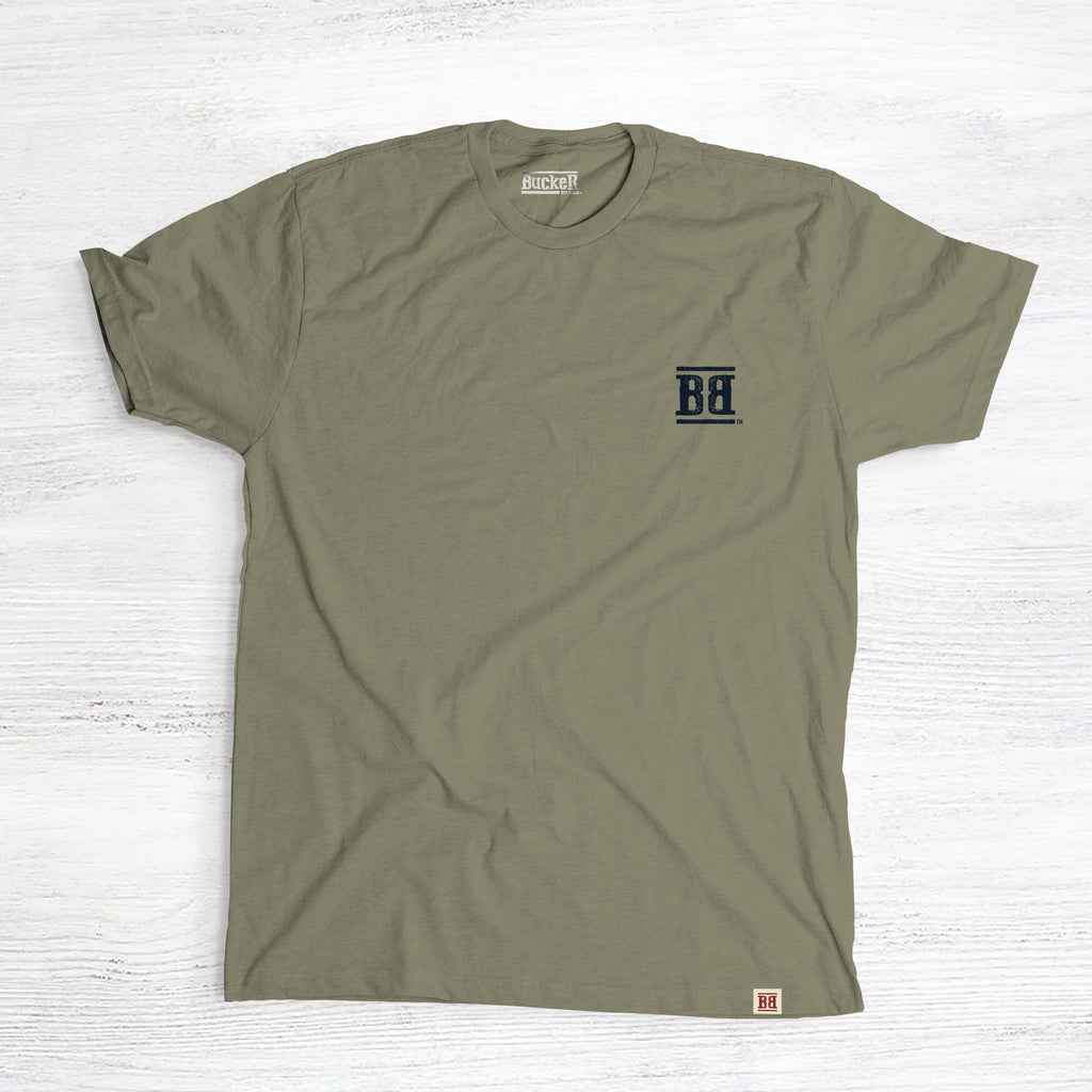 Bucker Great Outdoors Tee