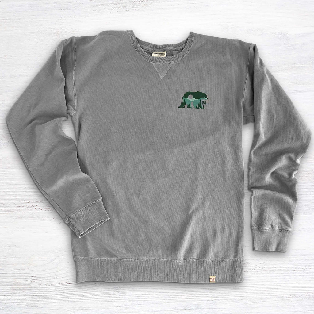 Bucker Bear Crewneck