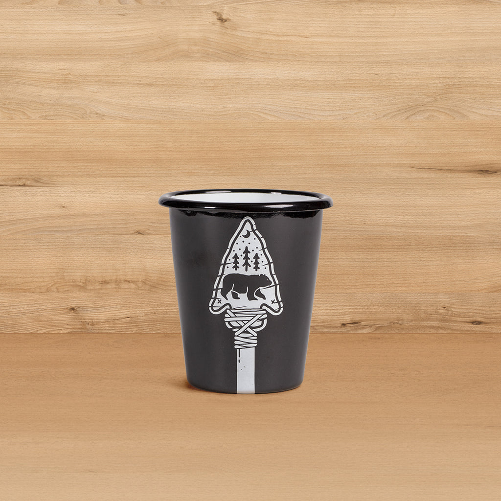 Emalco Enamel Arrow Tumbler