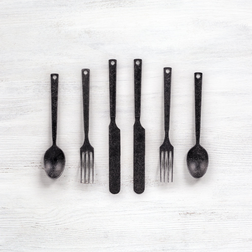 Barebones Flatware Set