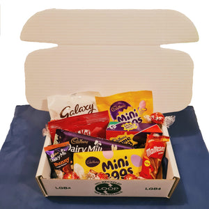 Easter chocolate treat box (750g)