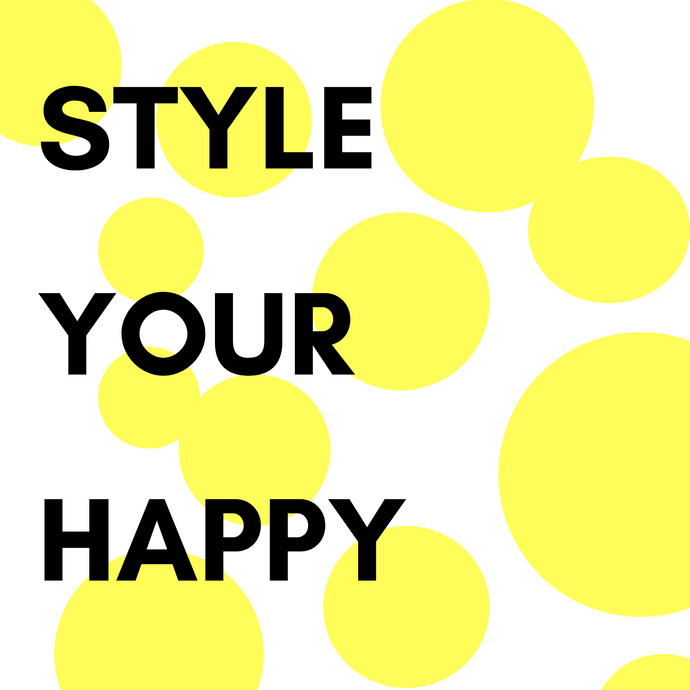 Style Your Happy