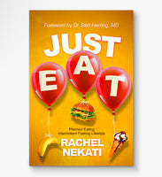Just Eat  - Intermittent Fasting Lifestyle  EBook ( EPUB Format)