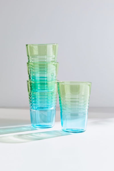 High Ombré Glass