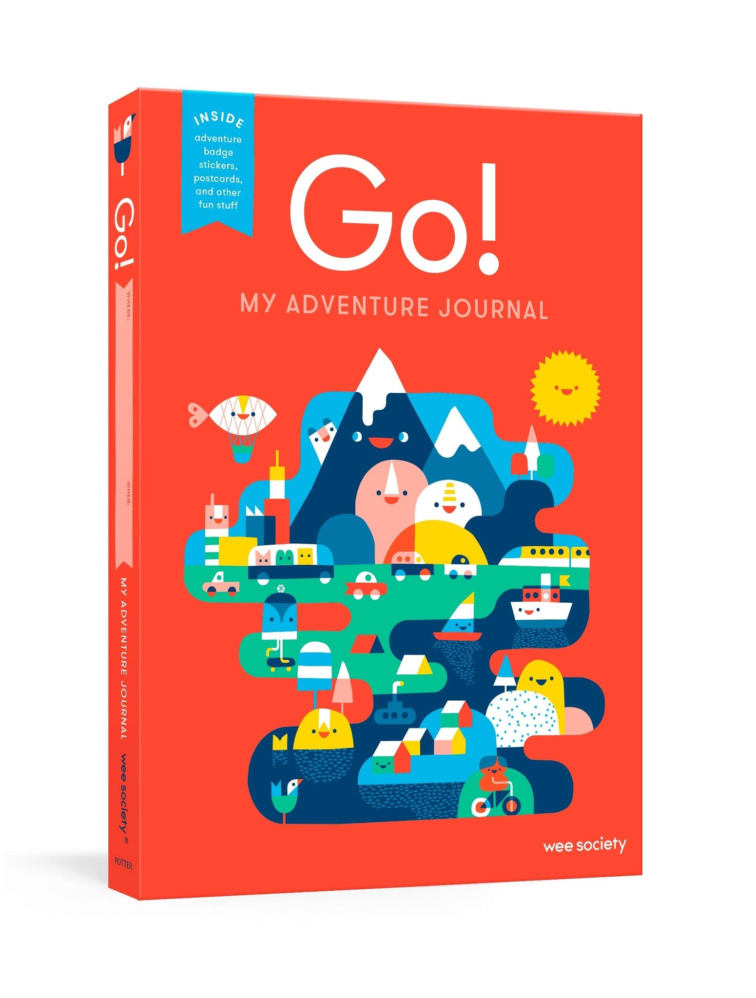 Go! My Adventure Journal