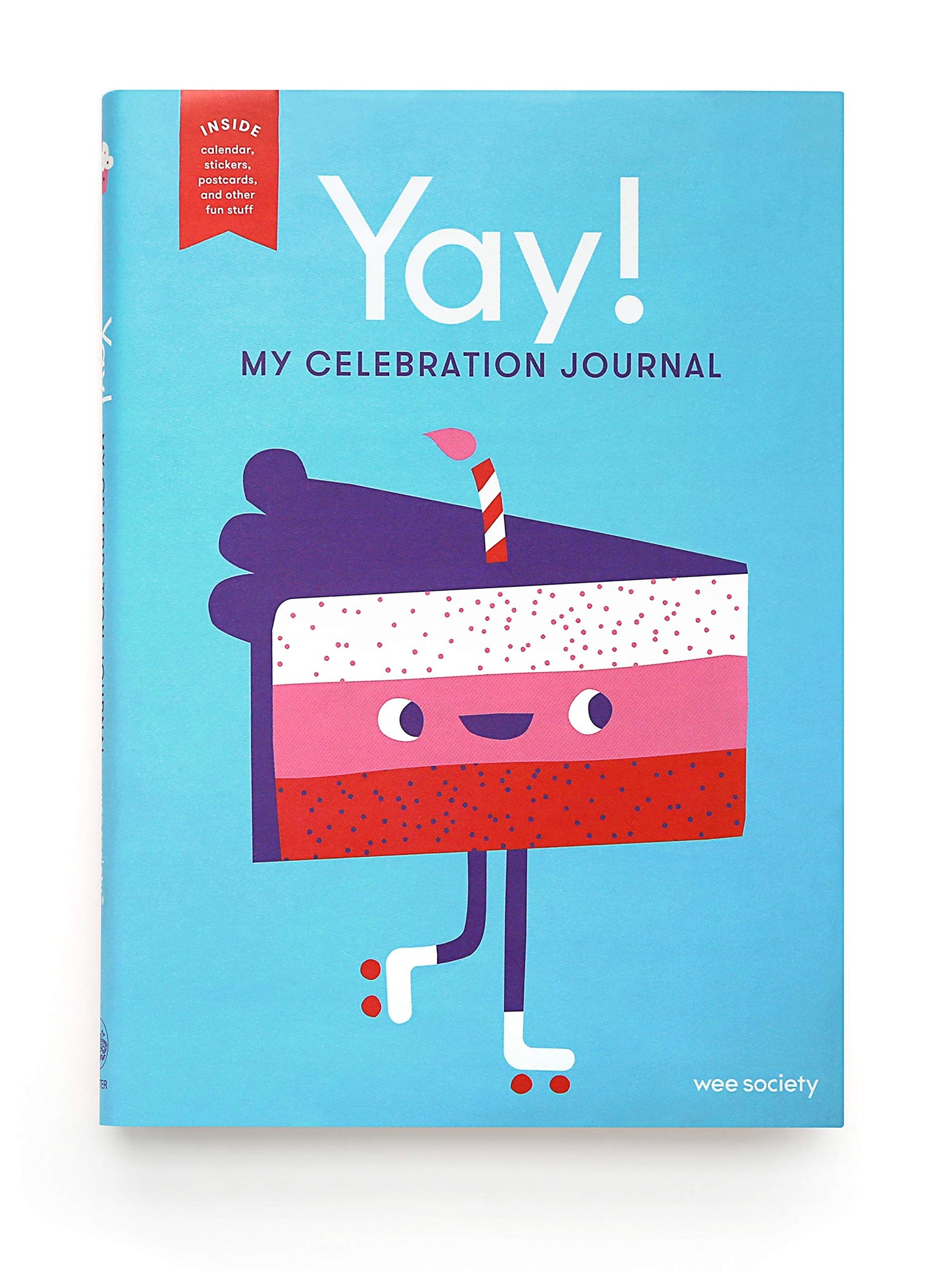 Yay! My Celebration Journal