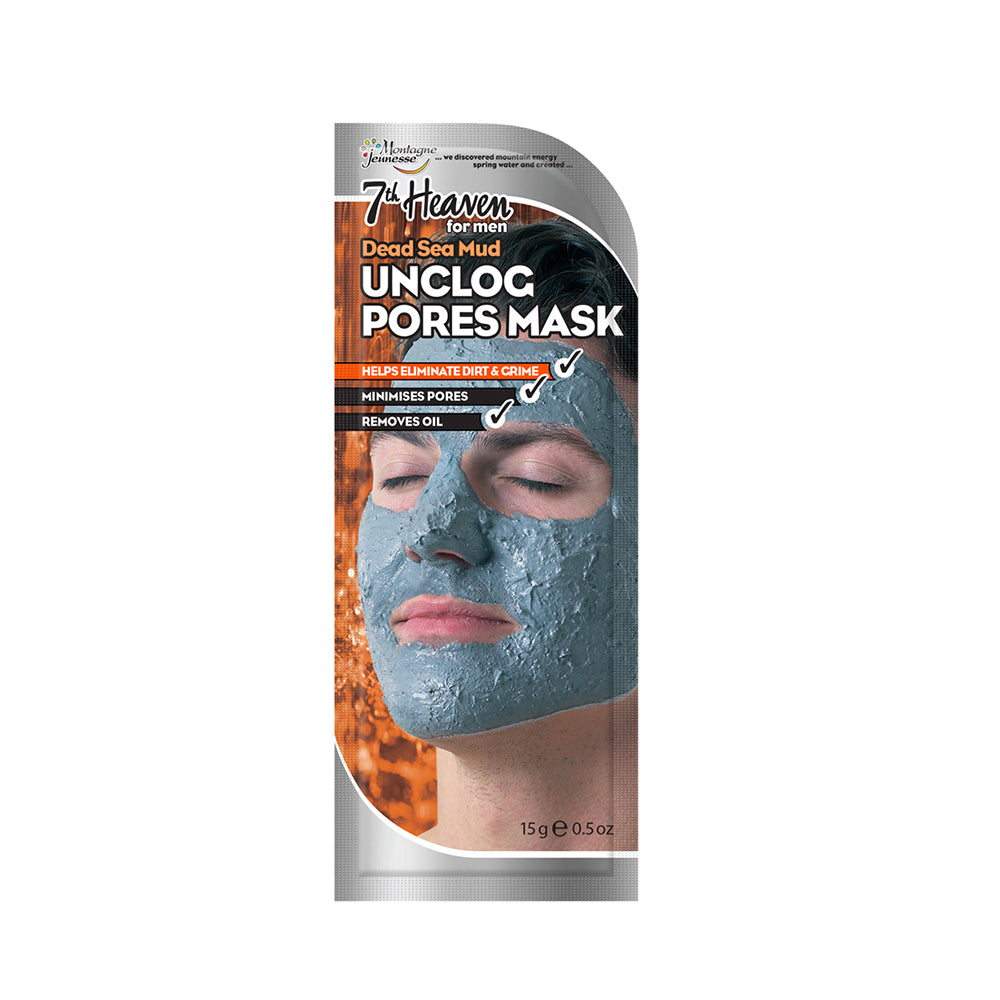 7Th Heaven Unclog Pores Mask For Men