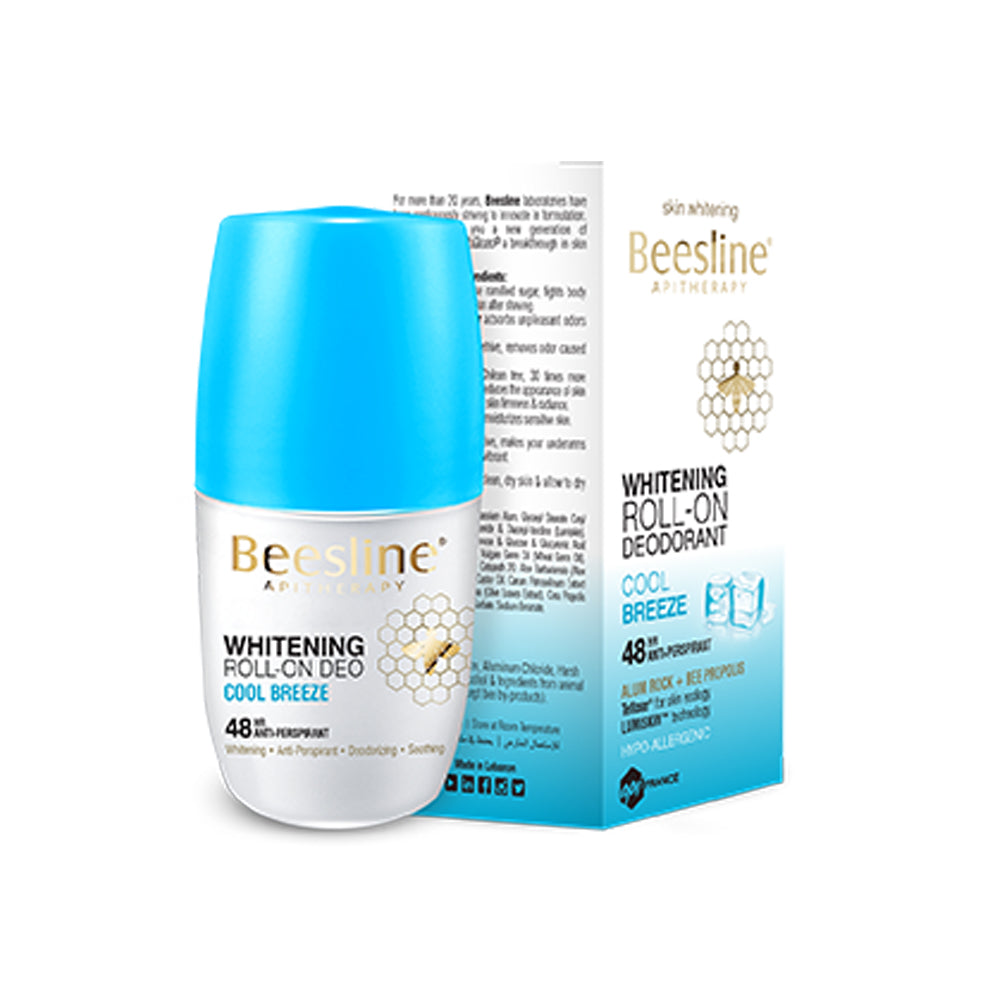 Beesline Whitening Roll On Deodorant Cool Breeze