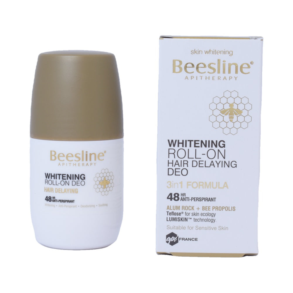 Beesline Whitening Roll On Deodorant Hair Delaying