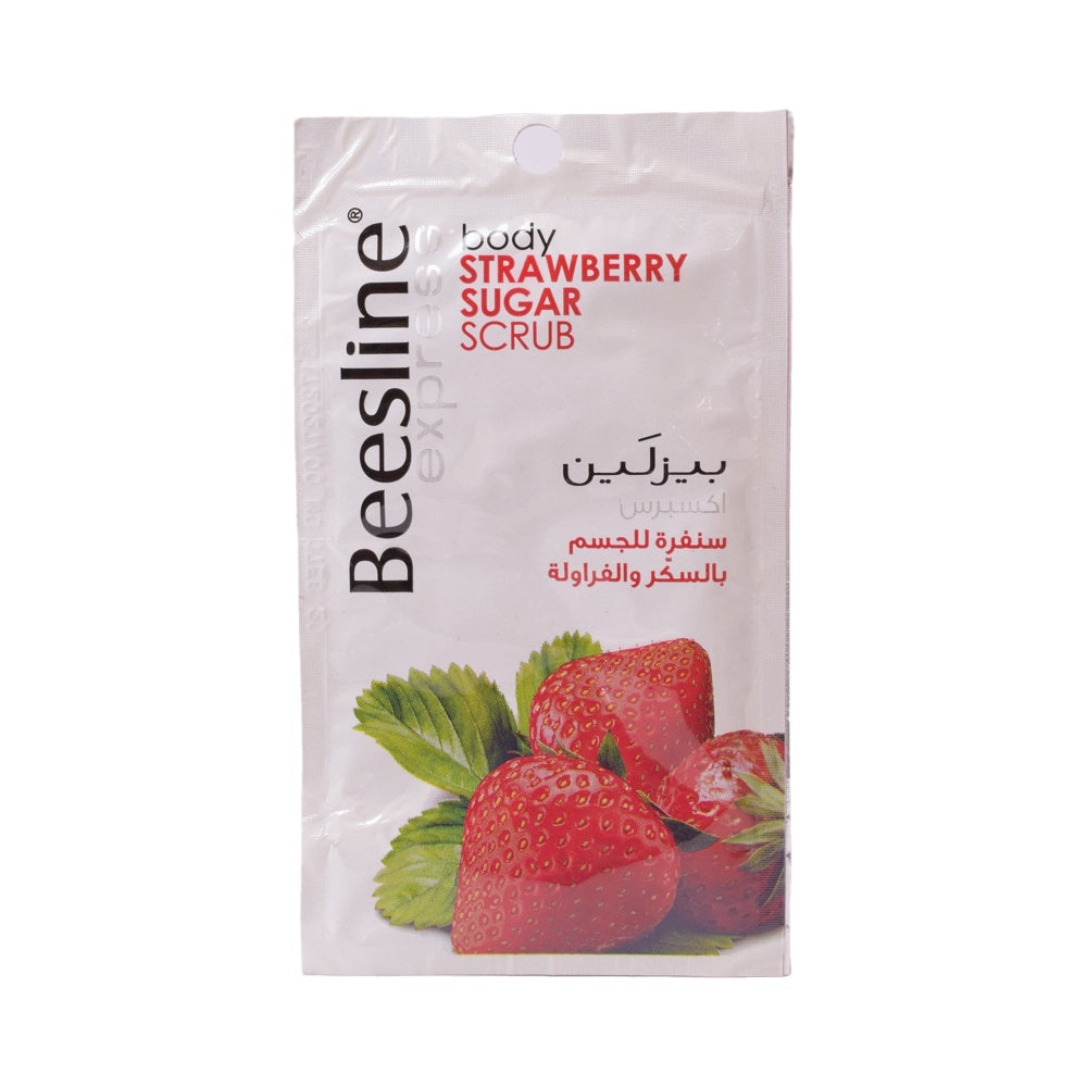 Beesline Strawberry Sugar Scrub