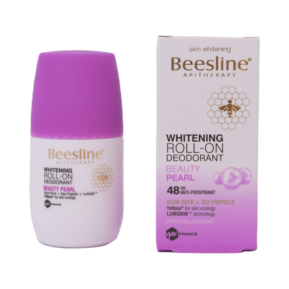 Beesline Whitening Roll On Deo Beauty Pearl