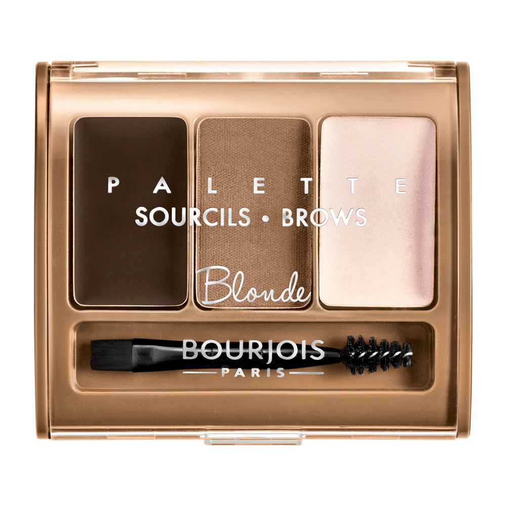 Bourjois Brow Palette 3-In-1