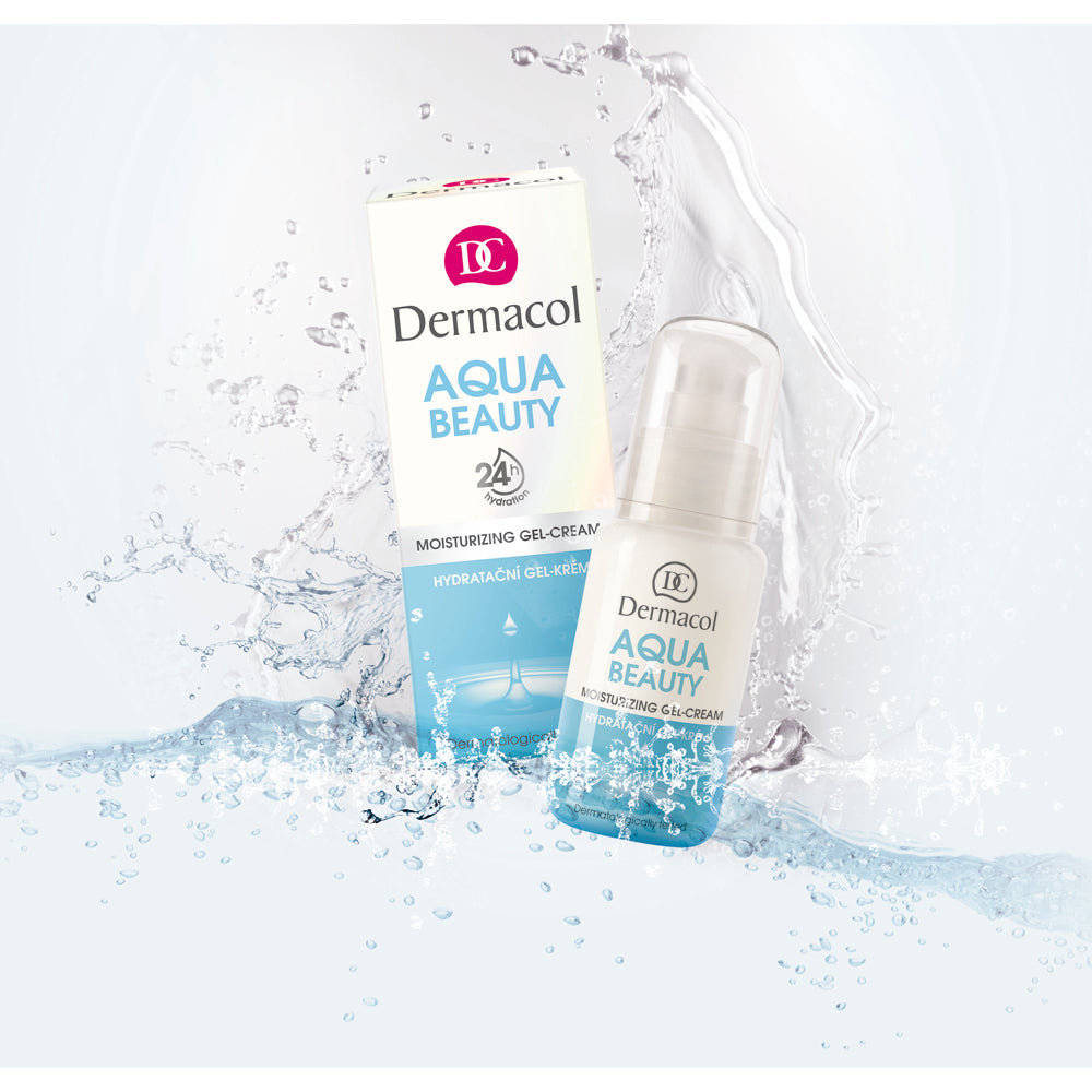 Dermacol Aqua Beauty Moisturizing Gel-Cream