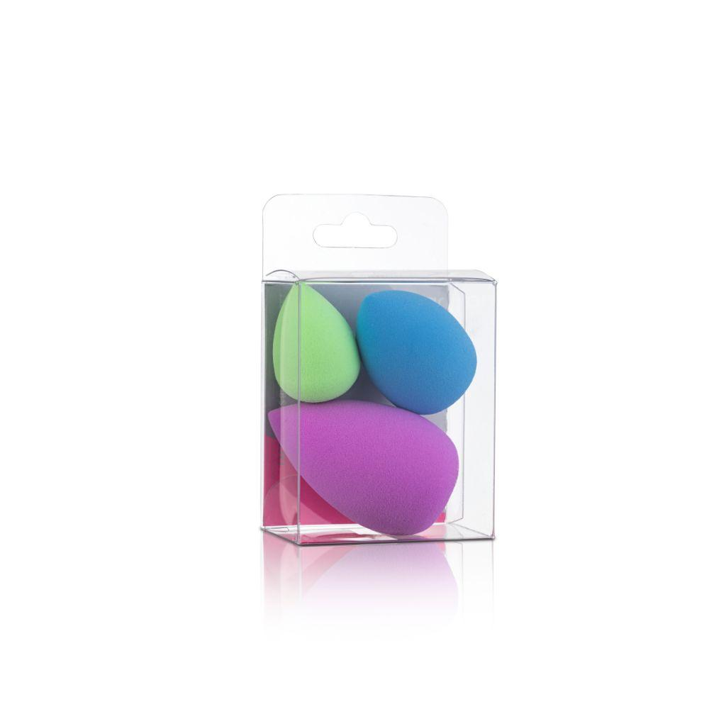 Flormar 3 Piece Blending Sponge Set