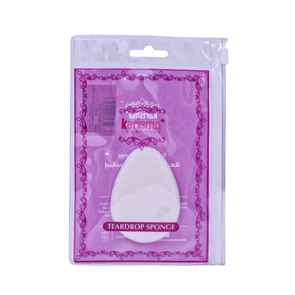 Karisma Teardrop Shaped Sponge