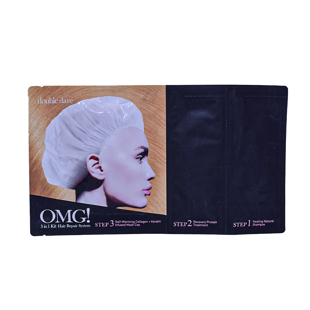 Omg! 3In1 Kit Hair Repair System Mask