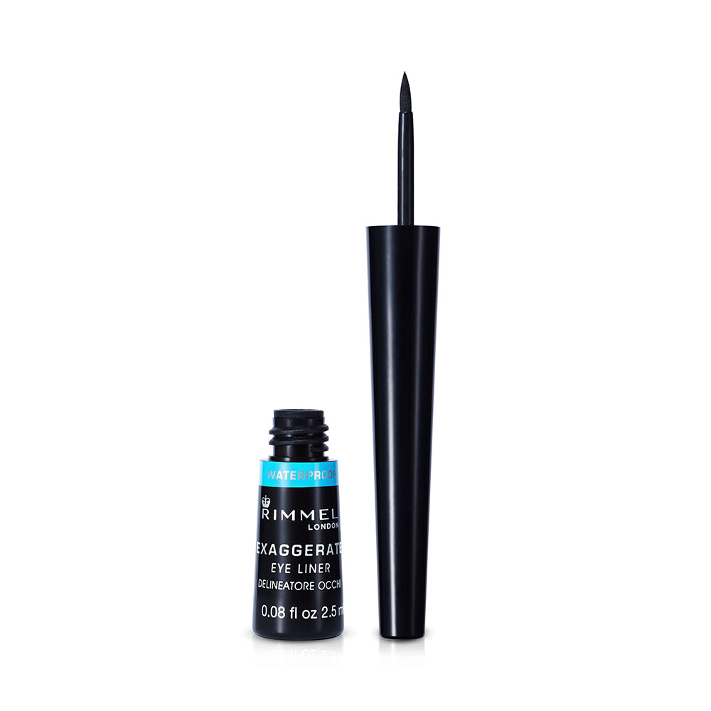 Rimmel Exaggerate Eyeliner Liquid Waterproof