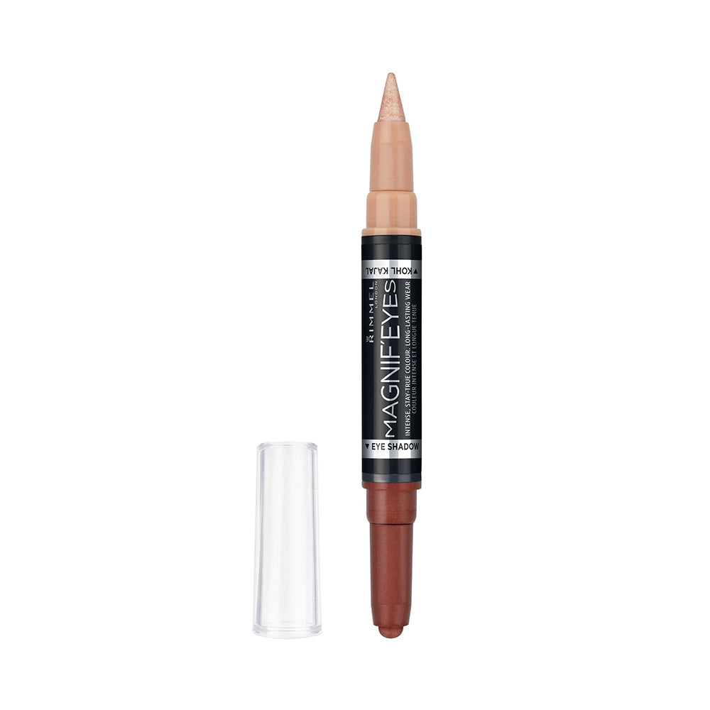 Rimmel Magnif'Eyes Double-ended Eyeshadow + Eyeliner