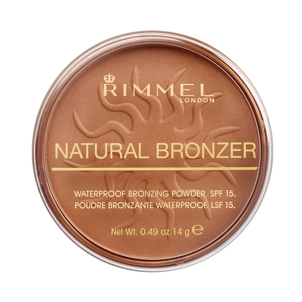 Rimmel Natural Bronzer Powder