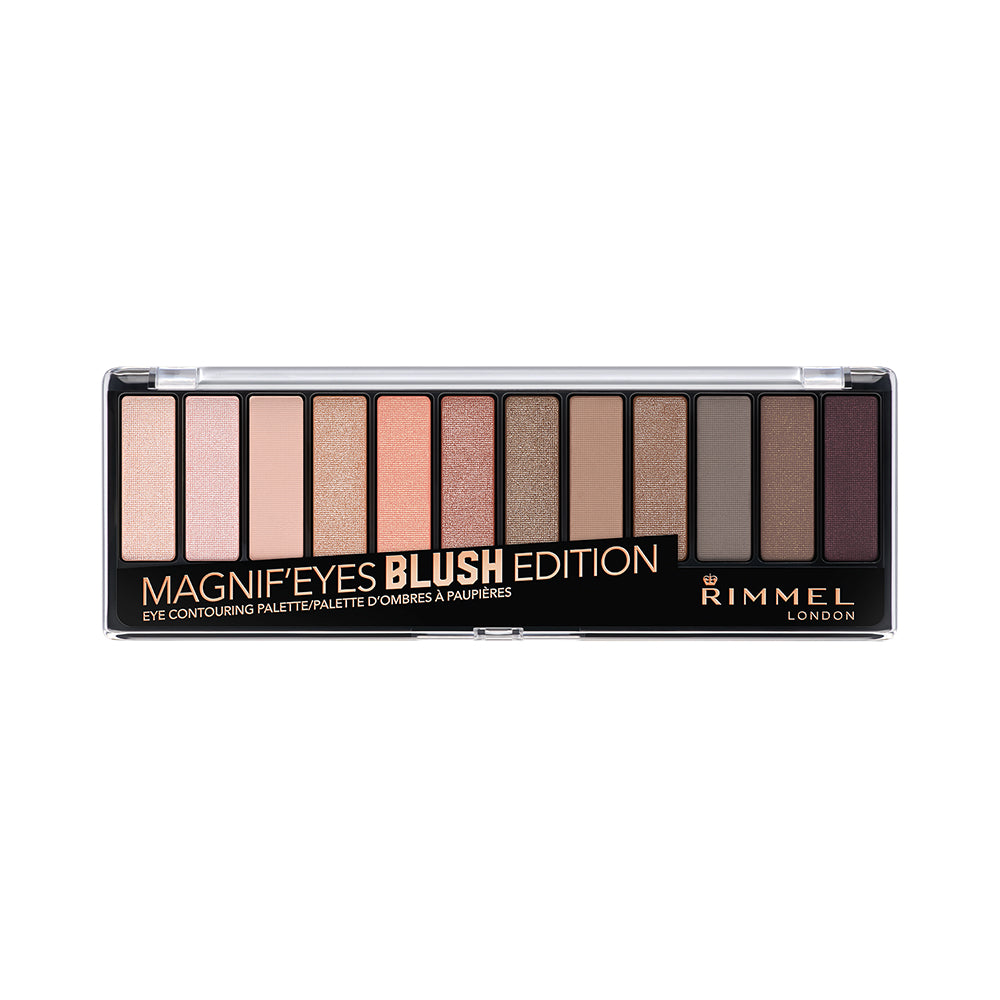 Rimmel Magnif'Eyes Eye Palette Blush Edition 002 Blush