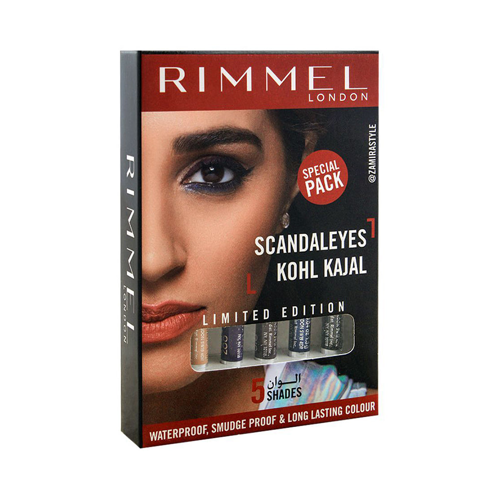 Rimmel Multi Eyeliner Pencil Set