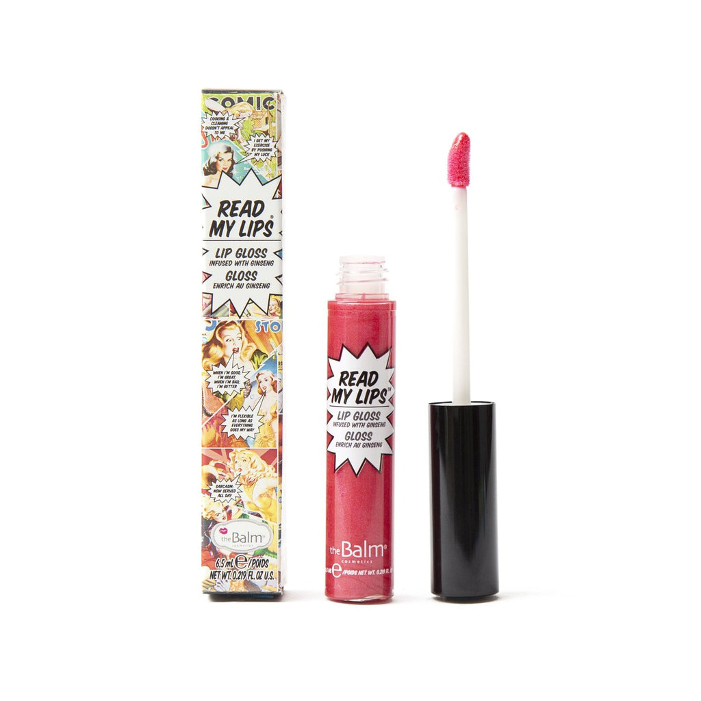 The Balm Read My Lips Lipgloss