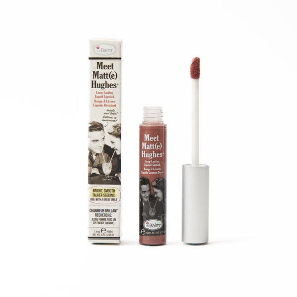 The Balm Meet Matte Hughes Lipstick