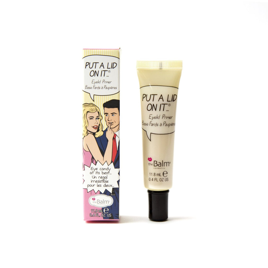 The Balm Put A Lid On It Eye Make Up Primer