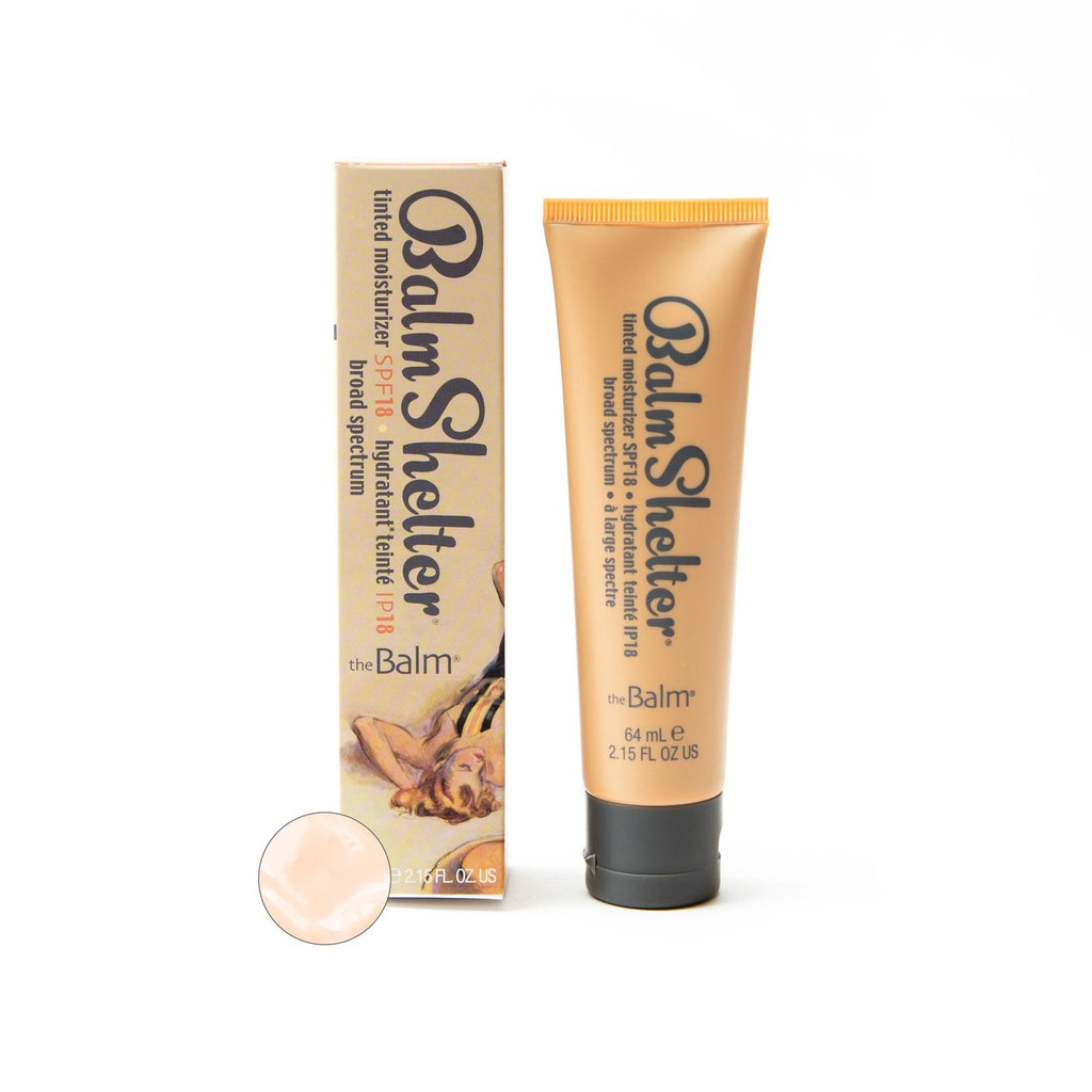 The Balm Shelter Tinted Moisturizer