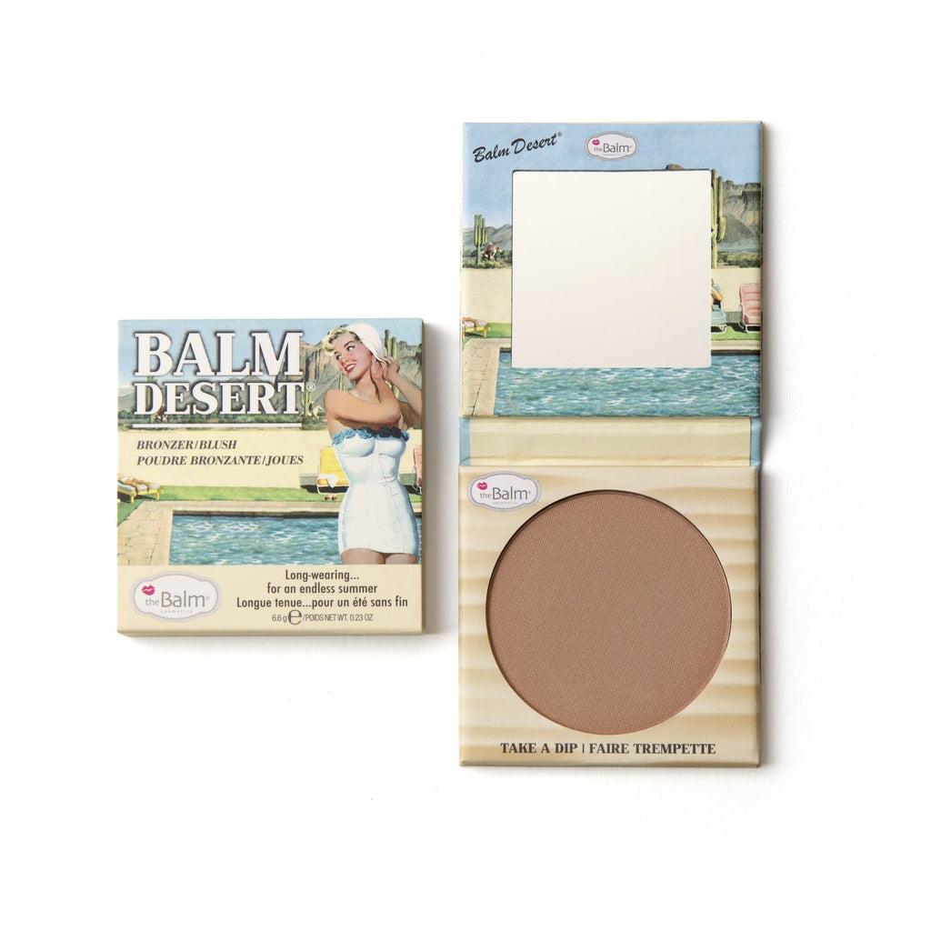 The Balm Desert Blush